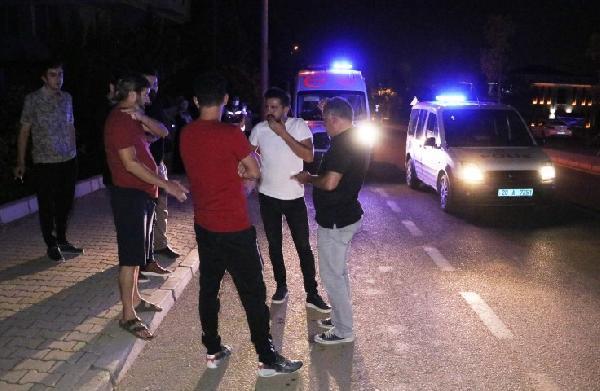 Alkollü genç trafiği tehlikeye attı-gazete yenigun