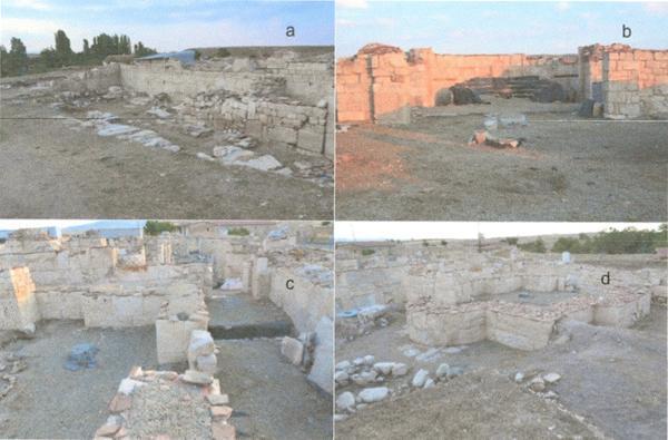 Amorium Antik Kenti'ndeki çalışmalar incelendi-1-gazete-yenigun
