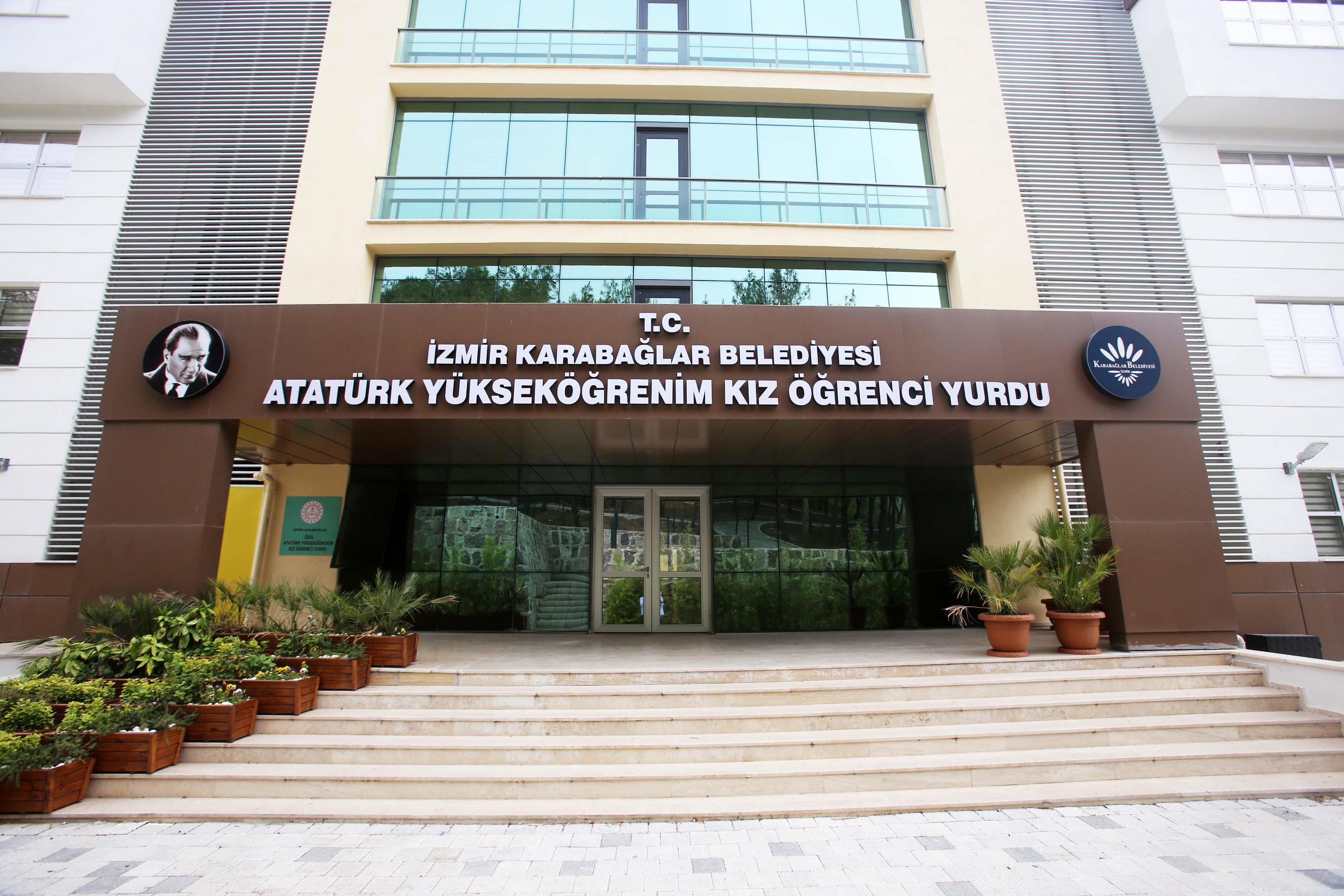 Atatürk kız yurdu