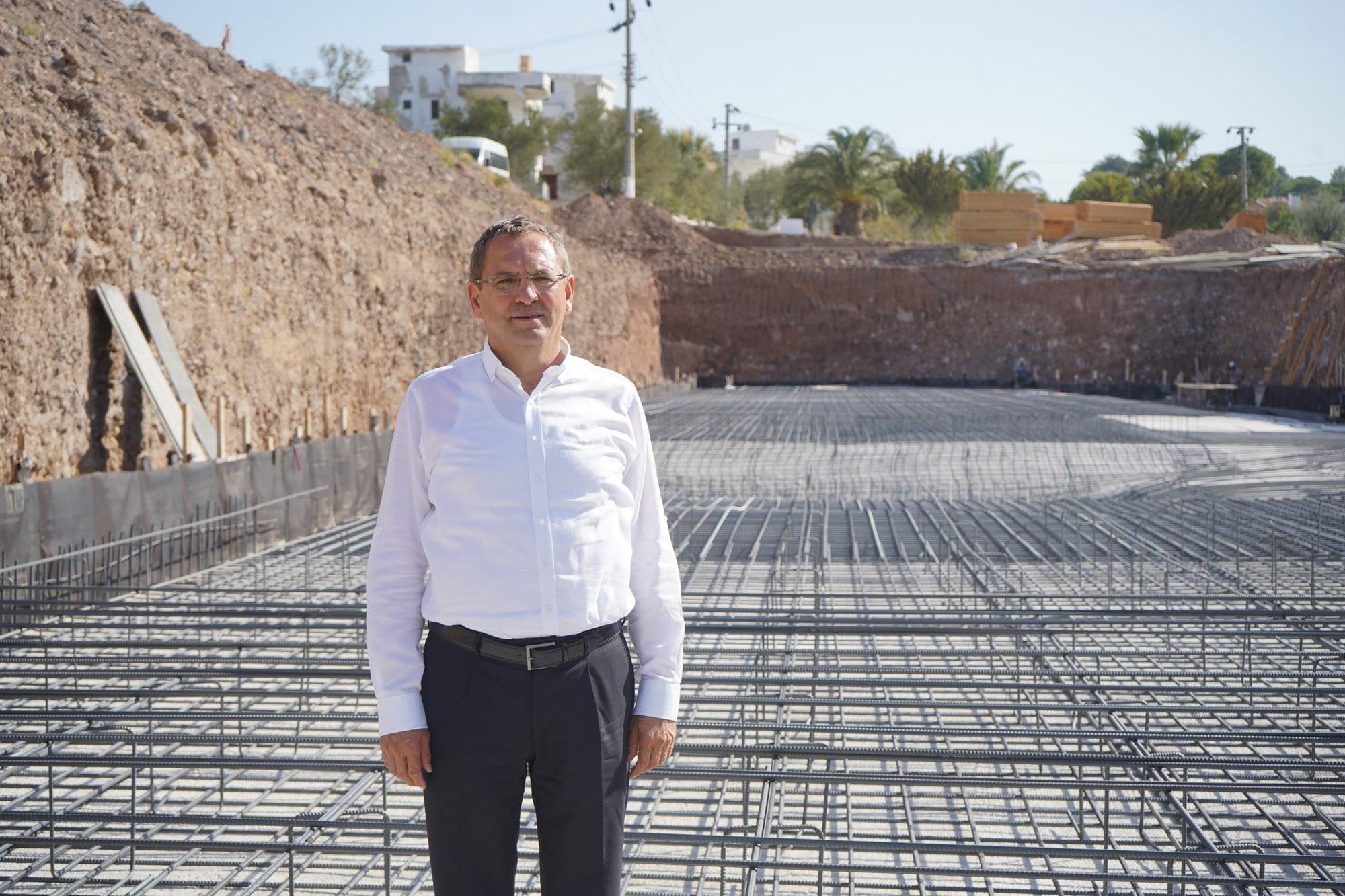 Ayvalık Belediye Başkanı Mesut Ergin (1)