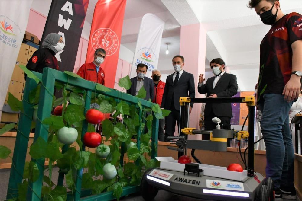 Balıkesir'in gençleri TEKNOFEST'te finalde-gazete-yenigun