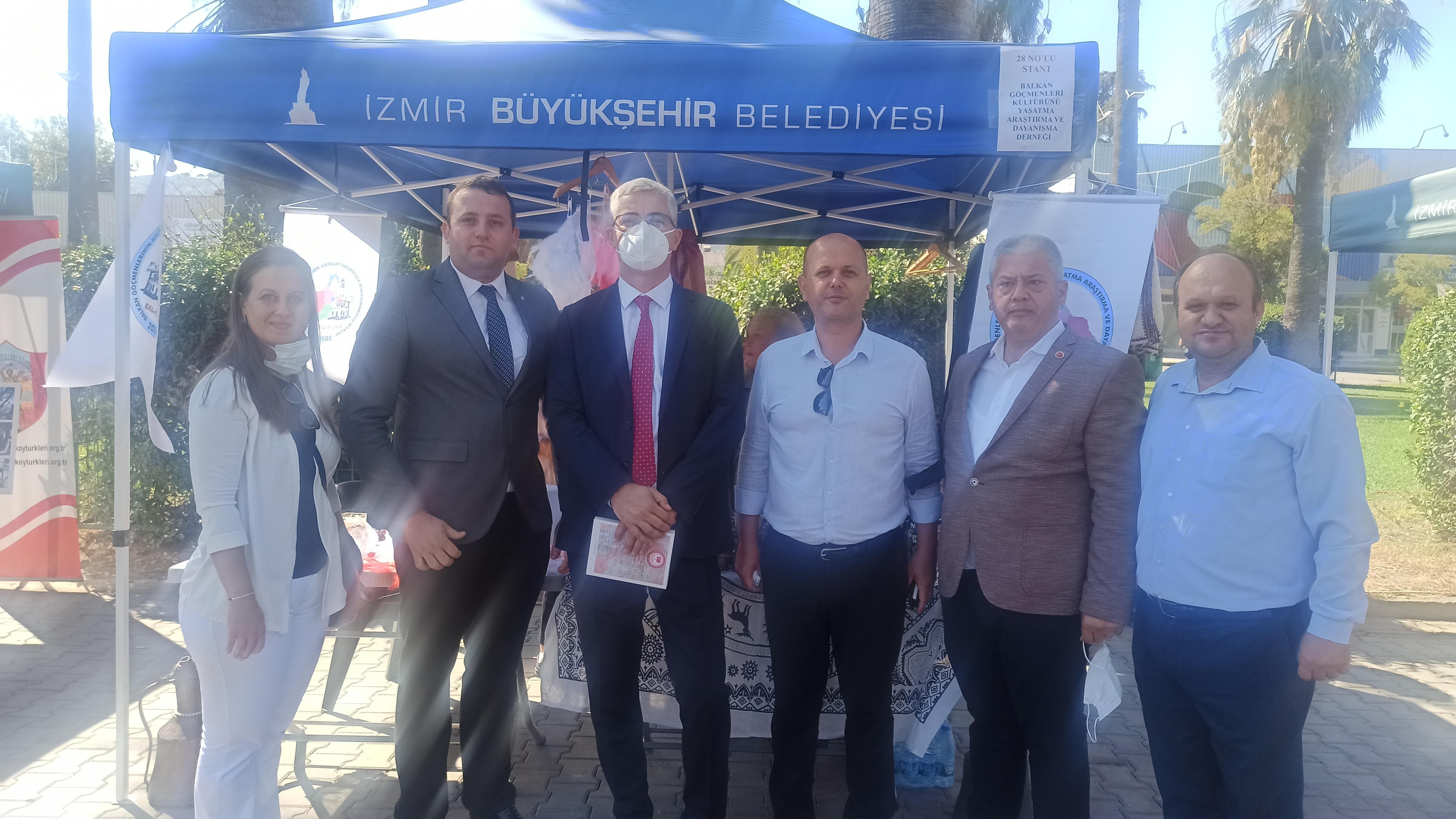Balkan Festivalinde Makedonya Esintileri
