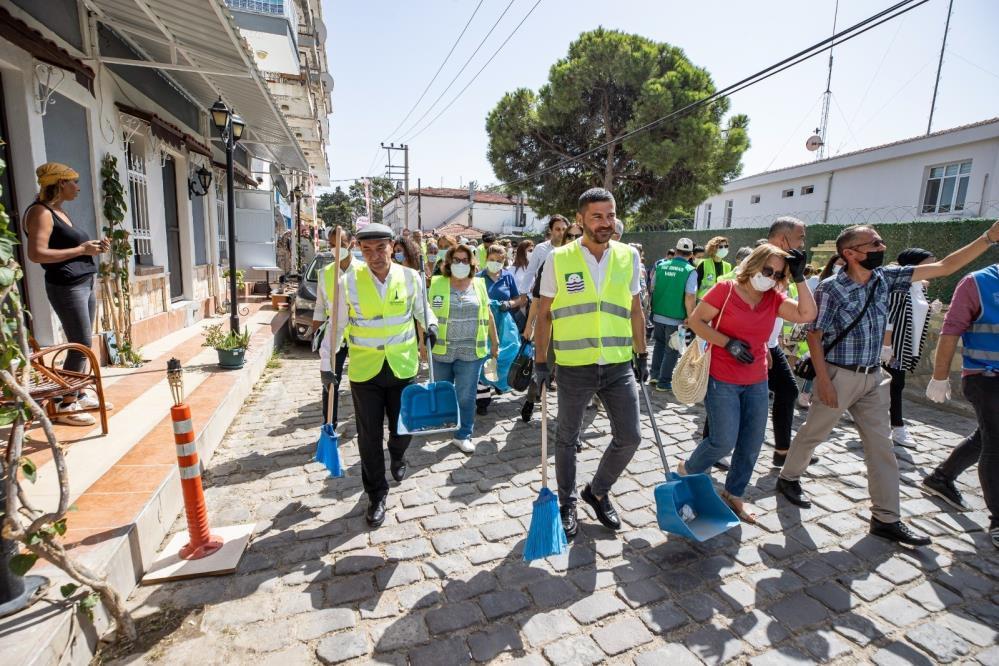 Büyükşehir temiz bir çevre için harekete geçti-gazete-yenigun