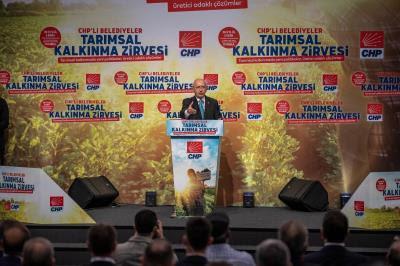 CHP'li Belediyeler Tarımsal Kalkınma Zirvesi'nde-gazete-yenigun