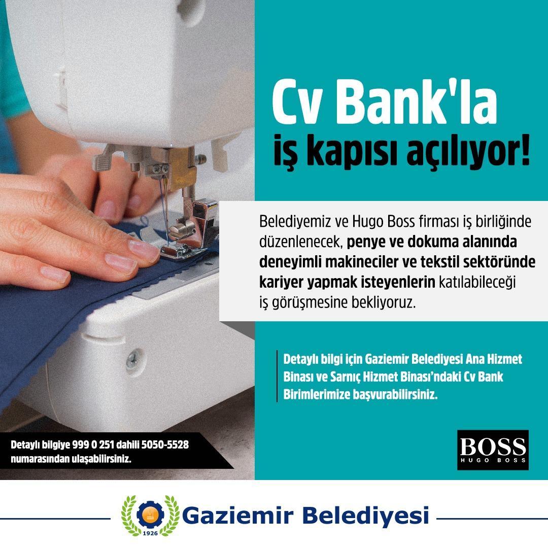 Cv Bank ile iş kapısı açılıyor (1)