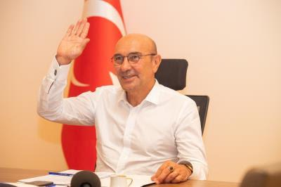 Dünya kentleri yarın İzmirde-buluşuyor-gazete-yenigun
