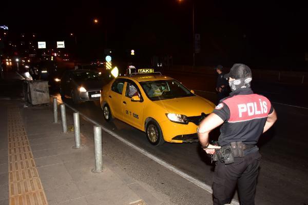 İzmir'de polisler ile huzur ve güven uygulaması-yenigun gazete