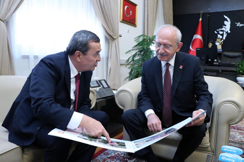 Kılıçdaroğlu toplu açılış için Konaka geliyor (2)