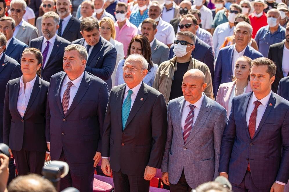 _ Kılıçdaroğlu'nun katılımıyla Cumhuriyet Meydanı'na görkemli açılış! _MR38427