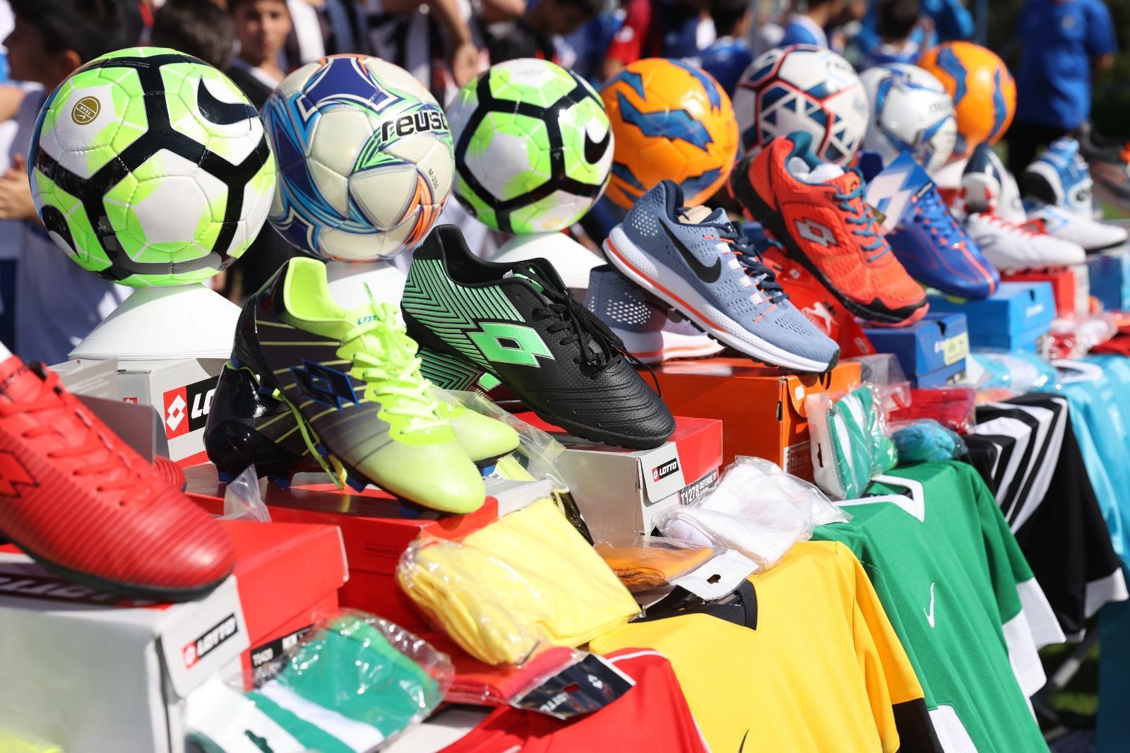 Konak'ta amatör spora desteğe devam (4)