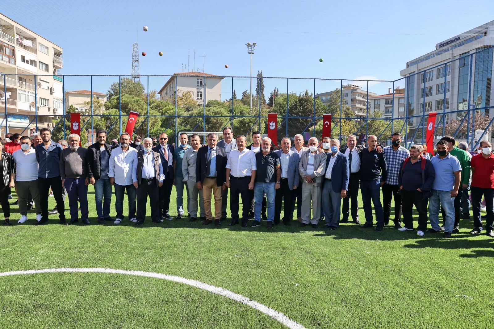 Konak'ta amatör spora desteğe devam (5)