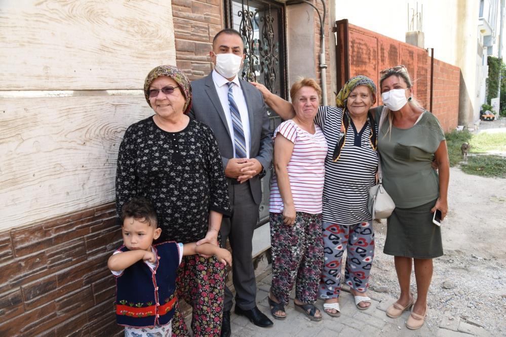 MASKİ Genel Müdürü Aslay, Saruhan çalışmalarını gözlemledi-2-gazete-yenigun
