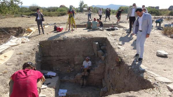 Milet Antik Kenti'nde yeni buluş -yenigun