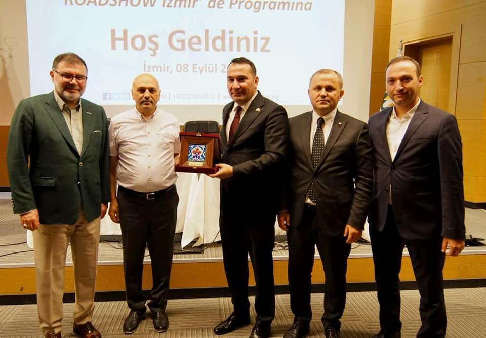 MÜSİAD İzmir - Birleşme Devralmalar Topl (4)