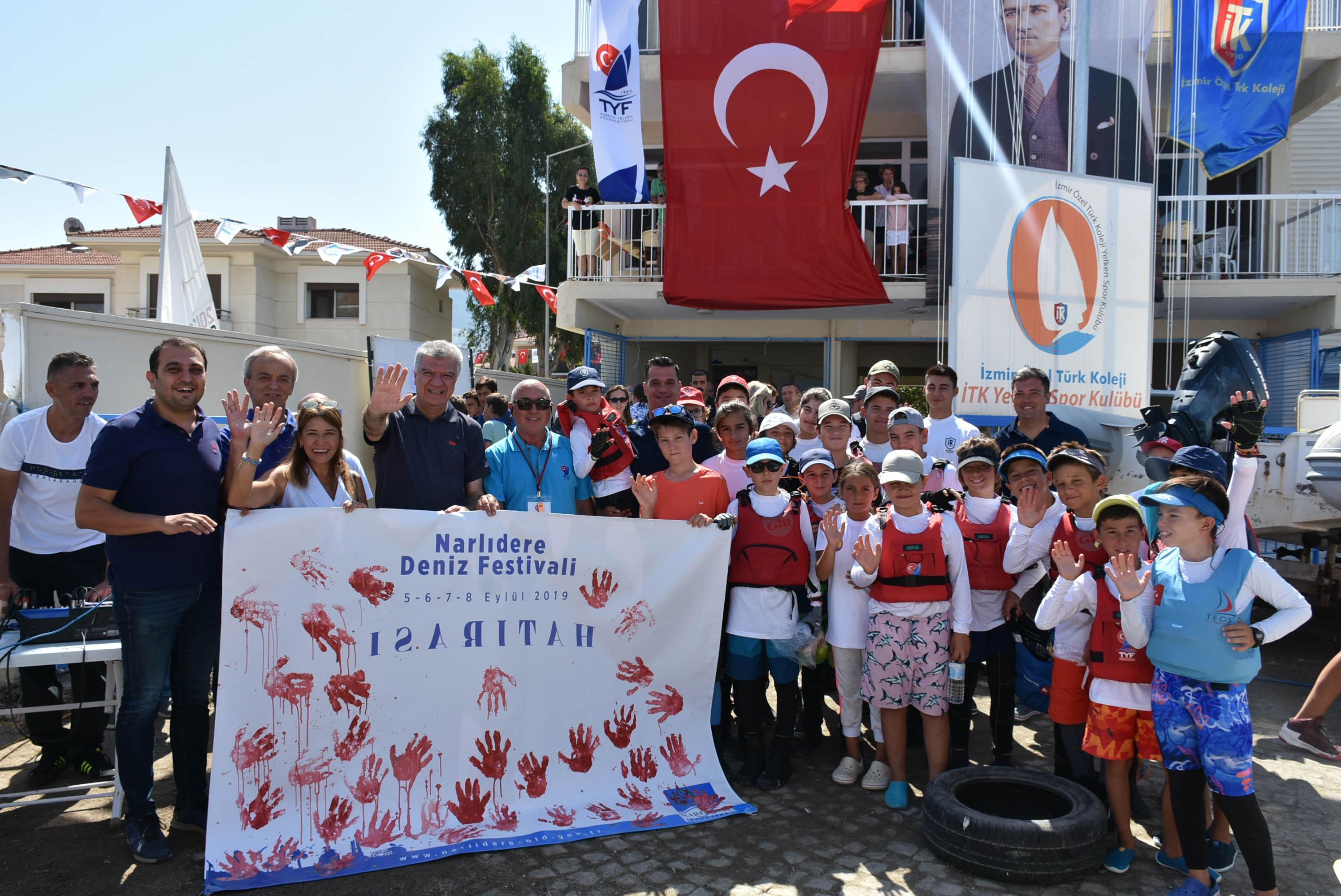 """Narlıdere'nin Deniz Festivali """"Kurtuluşa"""" yelken açacak! (2)"""