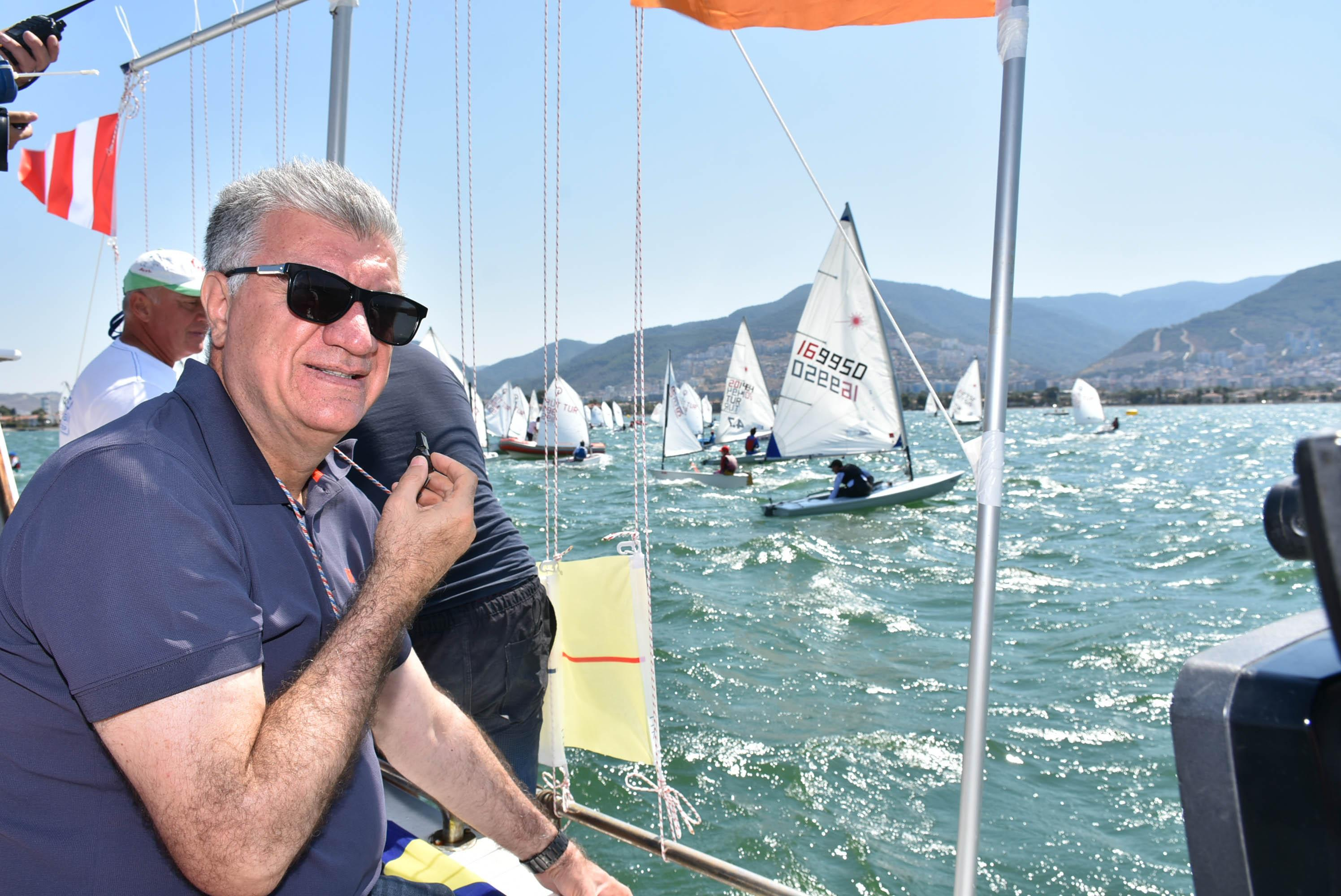 """Narlıdere'nin Deniz Festivali """"Kurtuluşa"""" yelken açacak! (4)"""