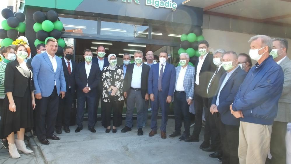 Süt Üreticileri Birliği Burhaniye Şubesi açıldı-1-gazete-yenigun