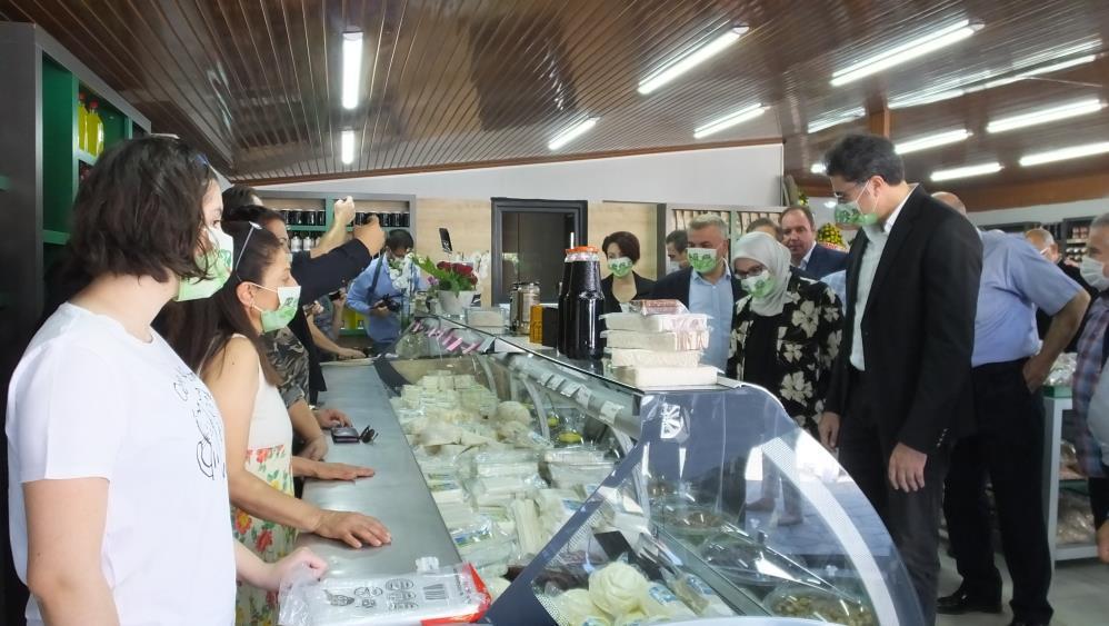 Süt Üreticileri Birliği Burhaniye Şubesi açıldı-2-gazete-yenigun