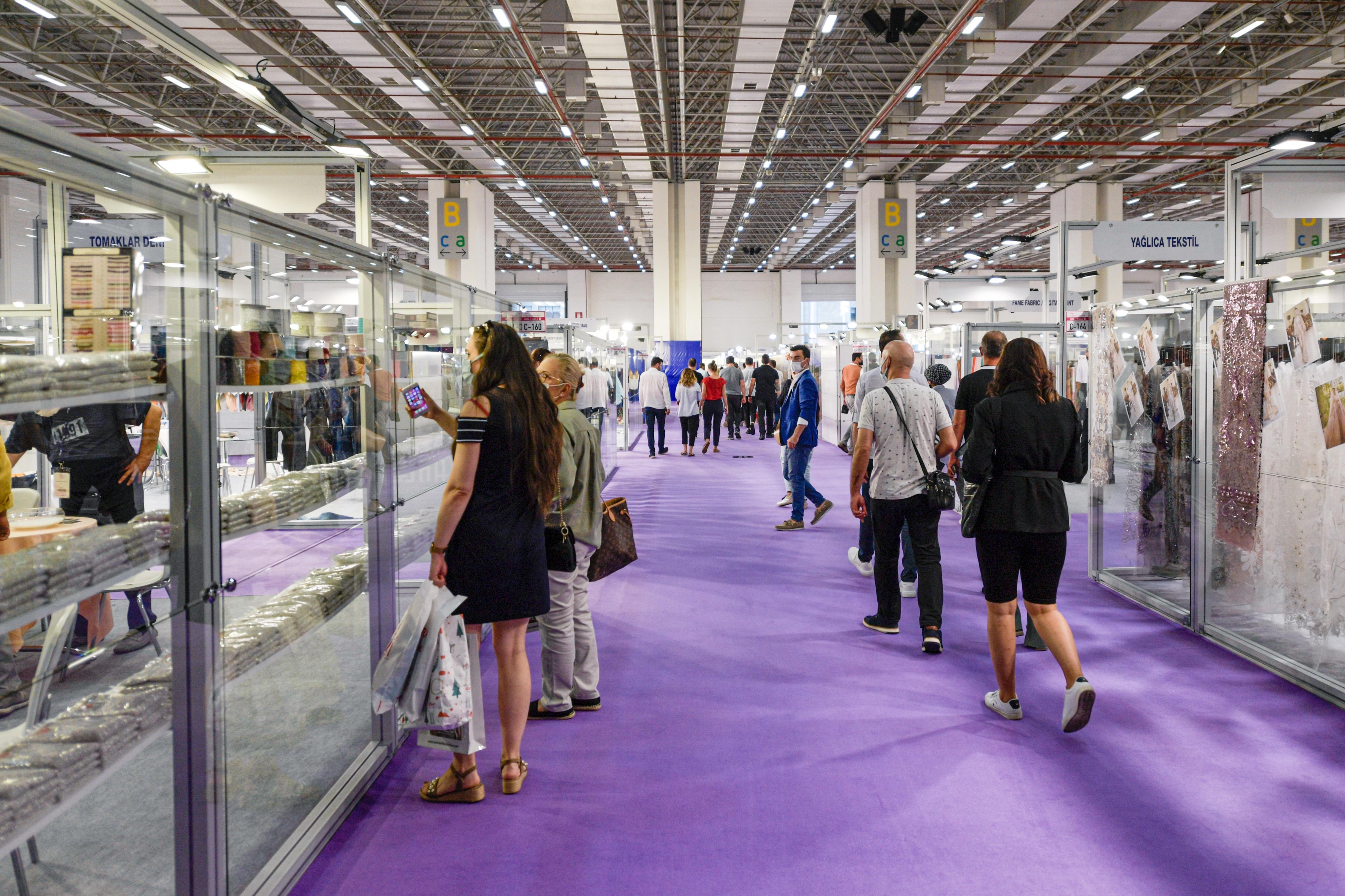 Tekstil sektörünün başarısı, İzmir'den dünyaya yayıldı-yenigun gazetesi