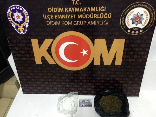 Uyuşturucuyla yakalanan 5 kişi tutuklandı-yenigun