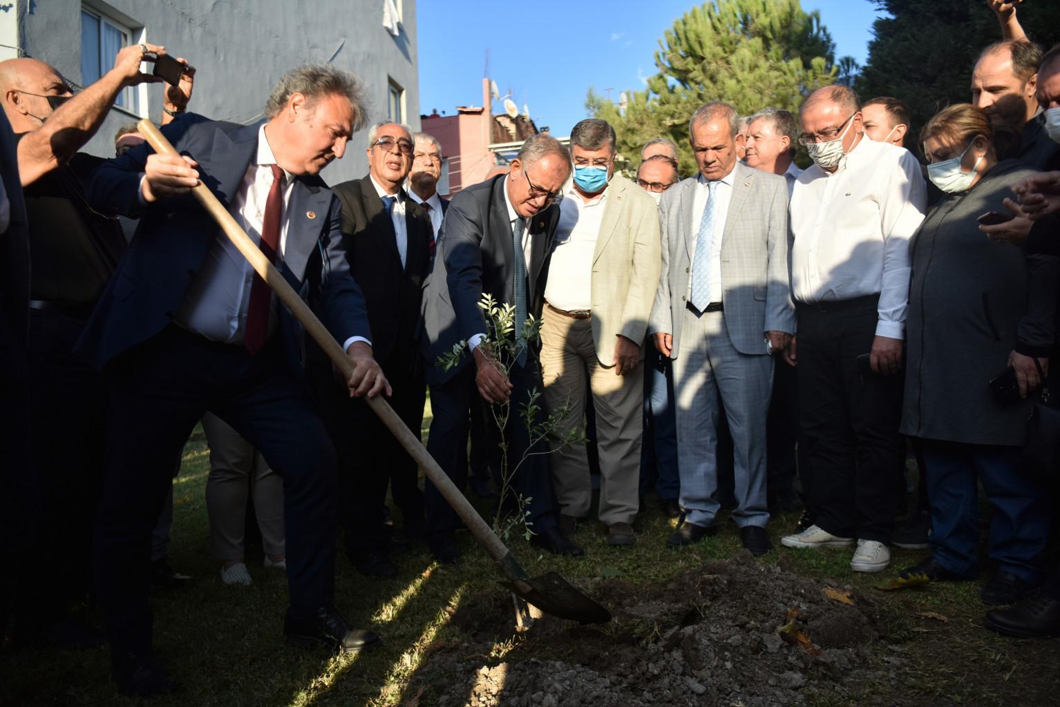 Ziynet Sertel'in adı Bornova'da yaşayacak -yenigun gazetesi