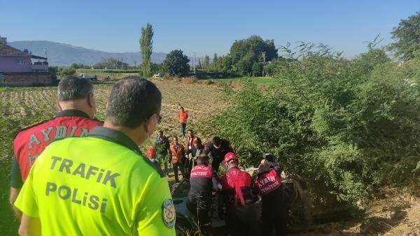 Aydın'da zincirleme kaza sürücü ve annesi öldü yeni