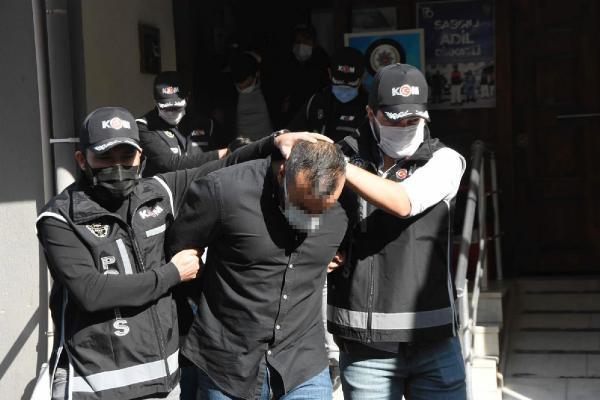Camgöz çetesine operasyonda 24 tutuklama-yenigun