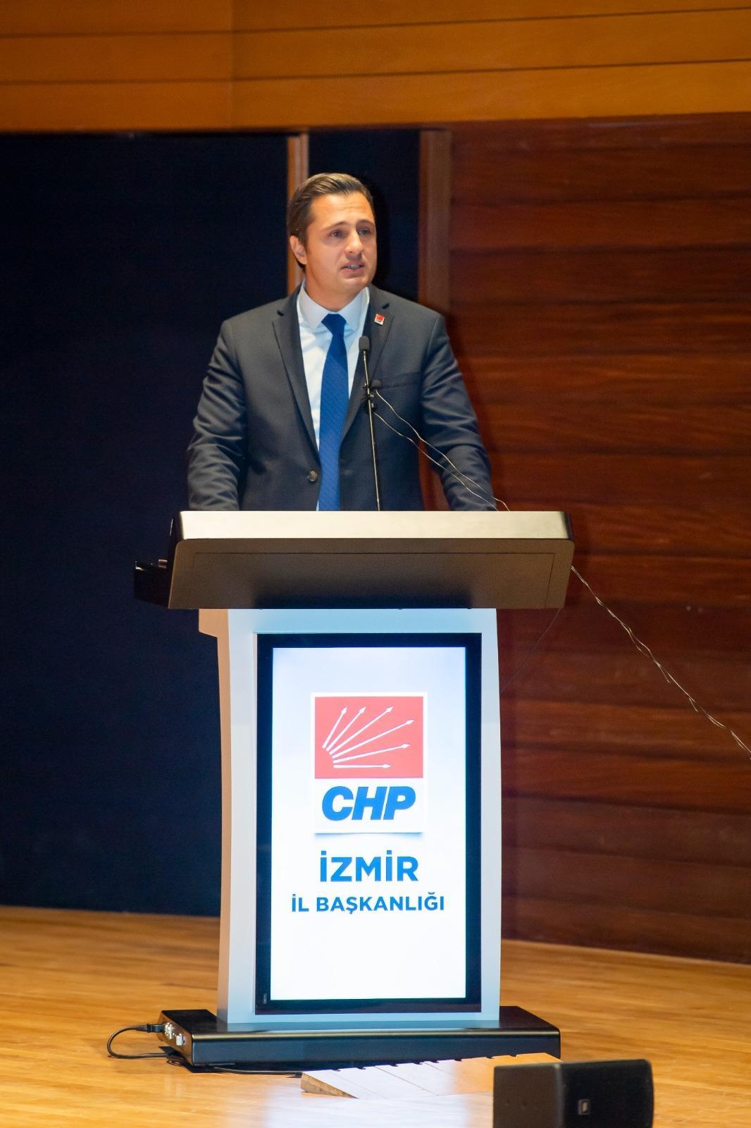 CHP İzmir İl Danışma Kurulu Toplantısı yapıldı