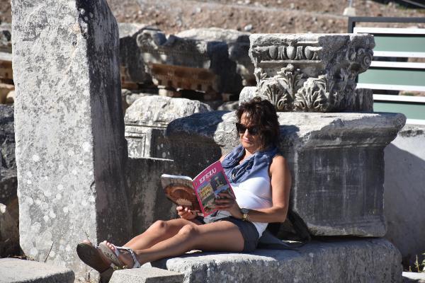 Efes'te pandeminin etkisi bitiyor-yenigun