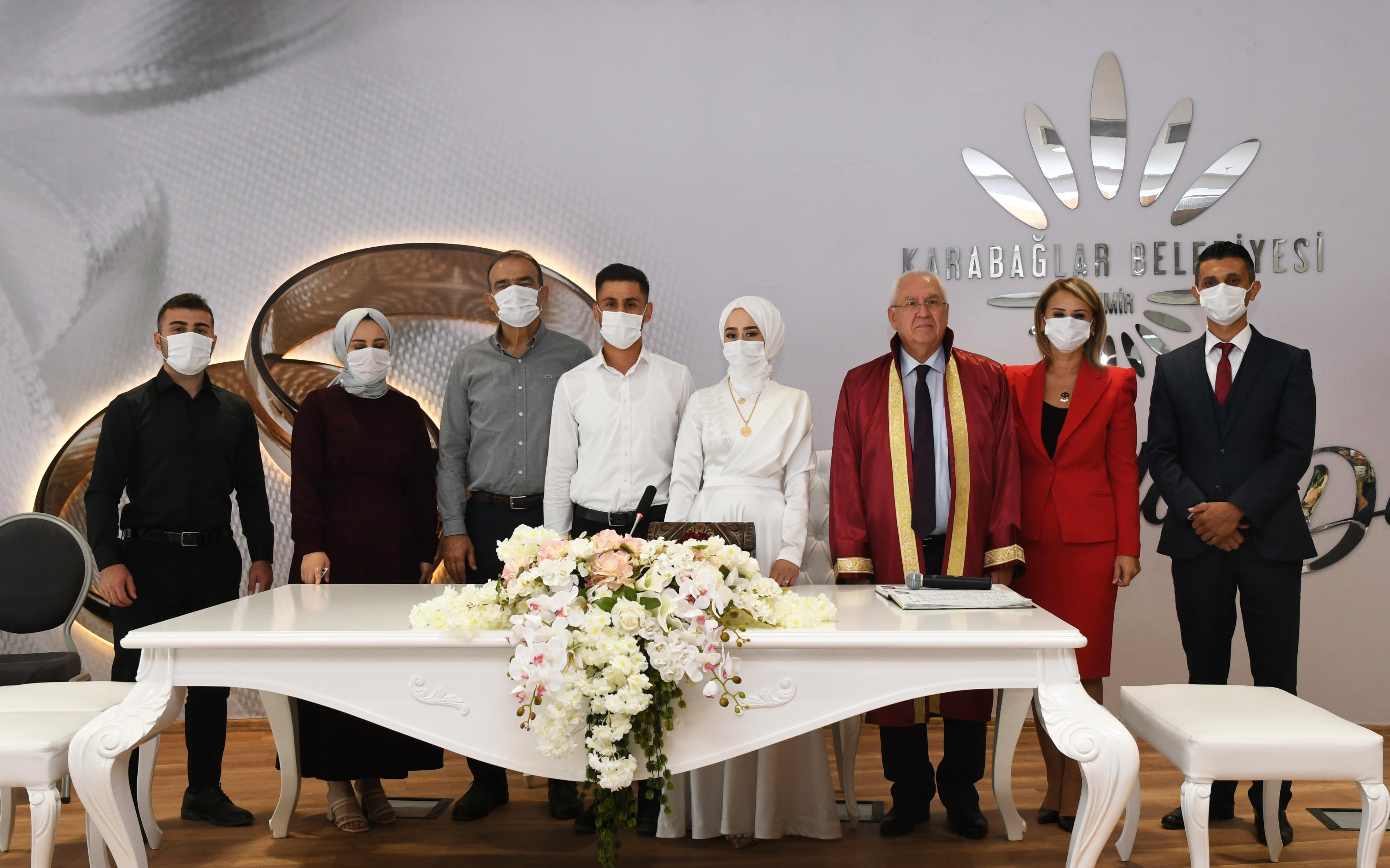 kibar çok amaçlı salonda ilk nikah (1)