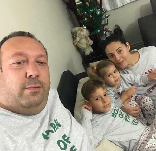 kızı Ayda ve oğlu Atakan ile hayata tutunuyoryenigun gazete