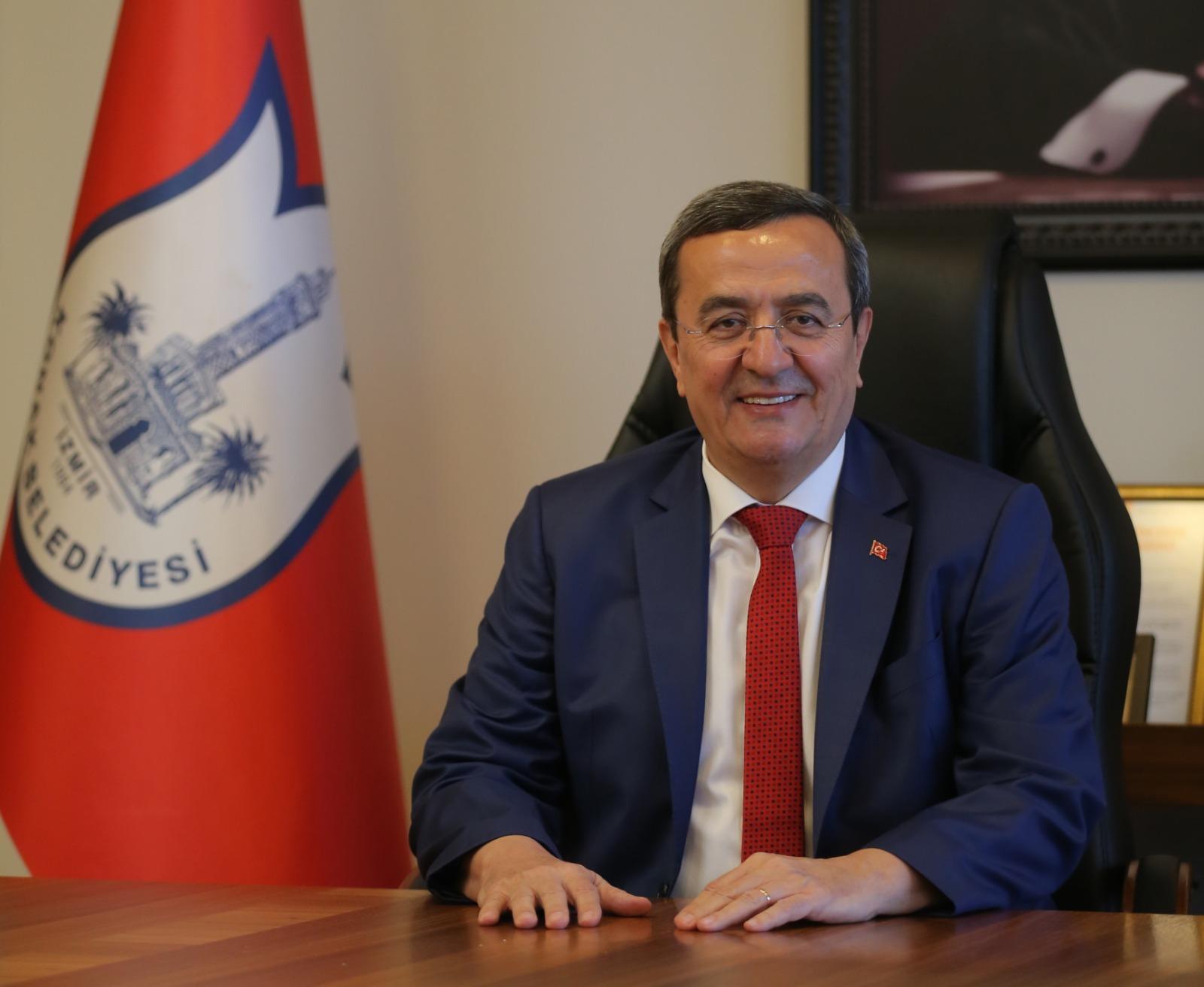 Konak Belediye Başkanı Abdül Batur-1