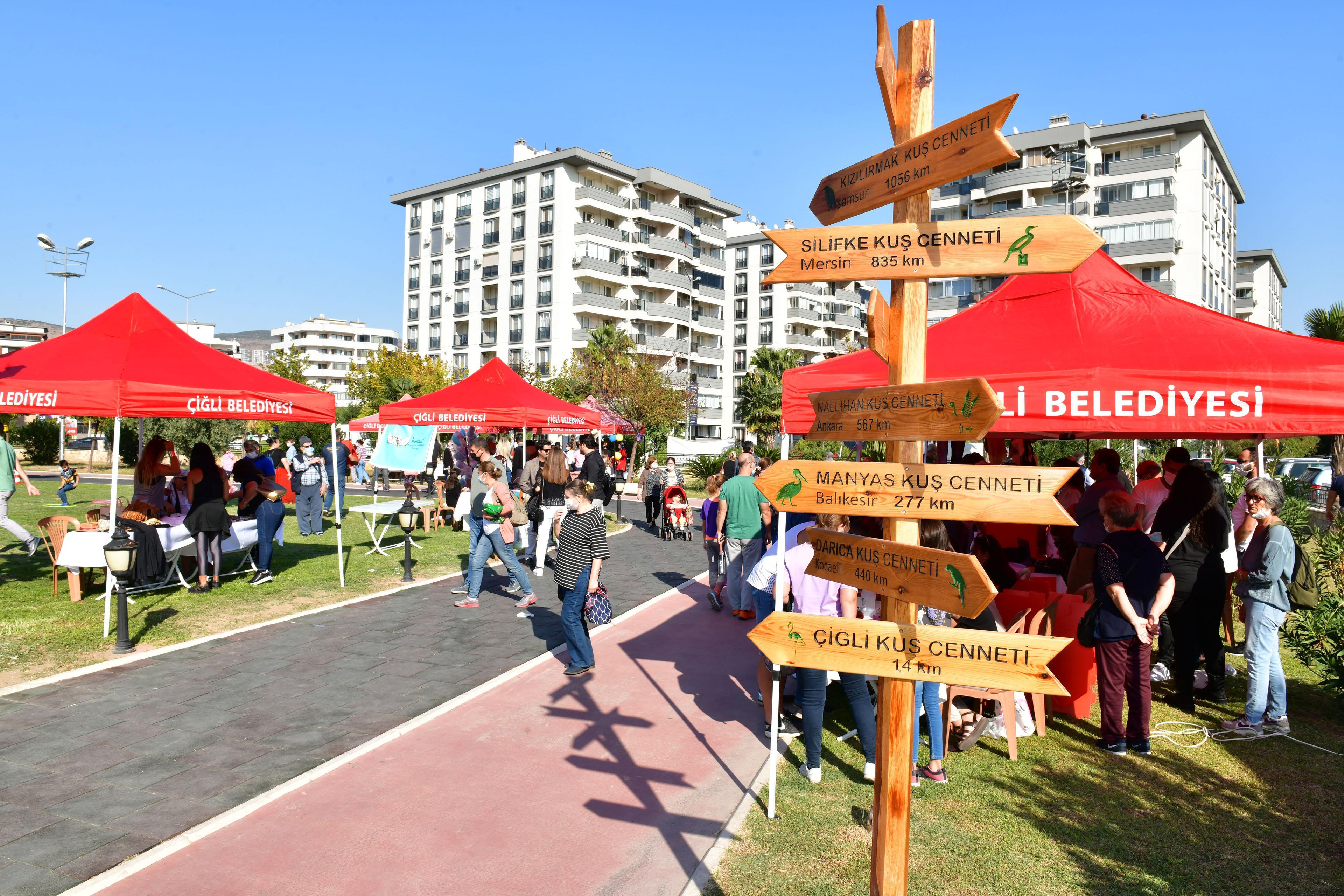 Pati Dostları Festivali Çiğli-yenigun